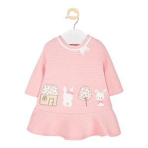 Mayoral  Sweatkleid langarm Hase
