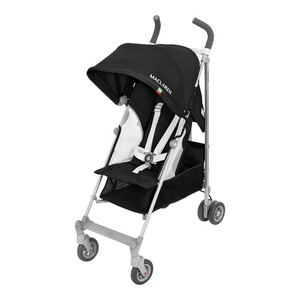 Maclaren  Globetrotter Buggy  black/white