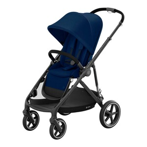 Cybex GOLD Gazelle S Kinderwagen  black/navy blue