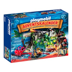 Playmobil® PIRATES 70322 Adventskalender Schatzsuche in der Piratenbucht