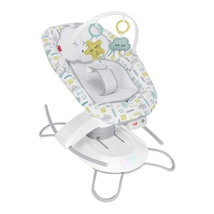 Fisher-Price  Babyschaukel 2in1 Deluxe Soothe'n Play Glider