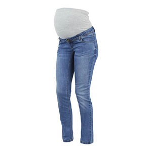 MAMALICIOUS®  Umstands-Jeans Pax Straight High Back Länge 32