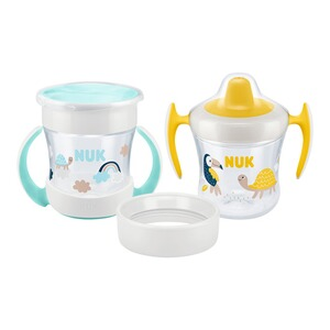NUK  Trinklernbecher-Set Mini Magic Cup 3in1