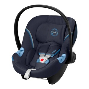 Cybex GOLD Aton M Babyschale  navy blue