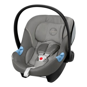 Cybex GOLD Aton M Babyschale  soho grey