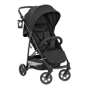 Hauck  Rapid 4R Plus Buggy mit Liegefunktion  black