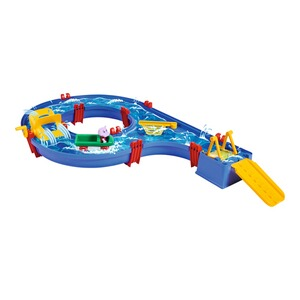 AquaPlay  Wasserbahn Amphie Set