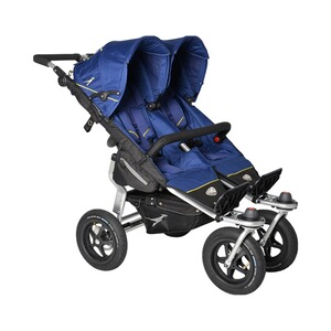 TFK  Twin Adventure Zwillingswagen  Twilight Blue