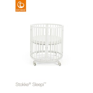 Stokke® SLEEPI™ Babybett mit Matratze Sleepi Mini (0 - 6 Monate)  White