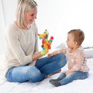 Ab 6 Monate Baby Activity Motorikschleifen Ball Motorikball Entdecker Ball