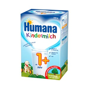 HUMANA  Kindermilch 1+ 550g