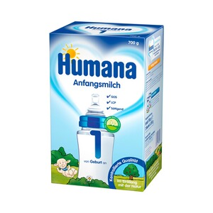 HUMANA  Anfangsmilch 1 700g