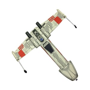 STAR WARS Wurfgleiter Super Flyer X-Wing