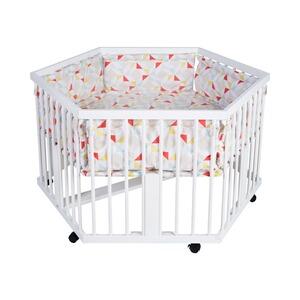 laufgitter wei g nstig online kaufen baby walz. Black Bedroom Furniture Sets. Home Design Ideas