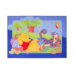 AWE ASSOCIATED WEAVERS DISNEY WINNIE PUUH Teppich 95x133 cm