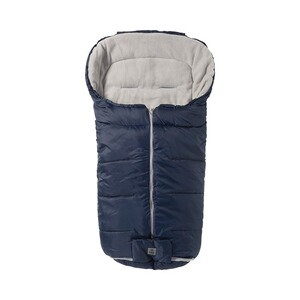 BABYCAB  Winter-Fußsack Eco big für Kinderwagen, Buggy  marine