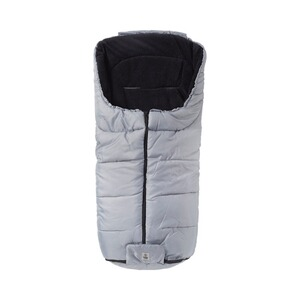 BABYCAB  Winter-Fußsack Eco big für Kinderwagen, Buggy  grau