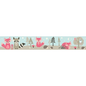 ANNA WAND DESIGN  Bordüre Little Wood 4,5x0,11 m