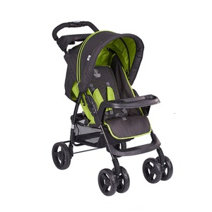 BABYCAB  Joe Sportwagen  black/green