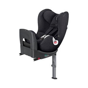 CYBEX PLATINUM Sirona Plus Kindersitz mit Isofix-Base Design 2017  Stardust Black