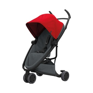 Quinny ZAPP FLEX Buggy mit Liegefunktion  Red on Graphite