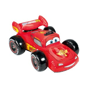 INTEX DISNEY CARS Badespielzeug aufblasbares Ride On Cars
