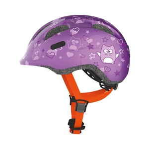 ABUS  Fahrradhelm Smiley 2.0 purple Star