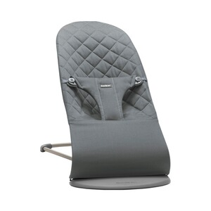BabyBjörn  Babywippe Bliss Cotton  Anthracite grey