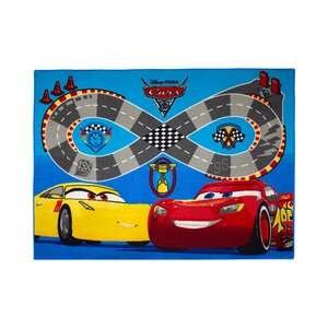 AWE ASSOCIATED WEAVERS  Teppich Cars 2 Speedway 95x133 cm