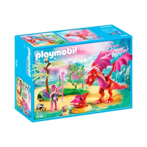 PLAYMOBIL® FAIRIES 9134 Drachenmama mit Baby