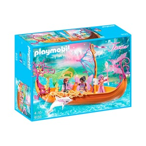 PLAYMOBIL® FAIRIES 9133 Romantisches Feenschiff