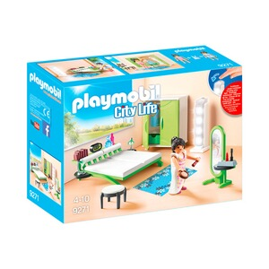 PLAYMOBIL® CITY LIFE 9271 Schlafzimmer