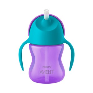 PHILIPS AVENT  Strohhalmbecher, SCF796/02, 200ml, 9-12M