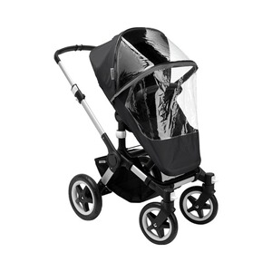 BUGABOO  High Performance Regenschutz für Donkey, Buffalo, Runner  Black