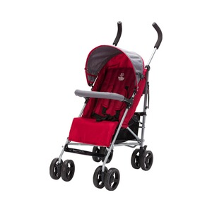 BABYCAB  Tom Buggy mit Liegefunktion  rot