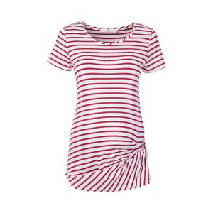 BELLYBUTTON  Umstands-T-Shirt  red stripes