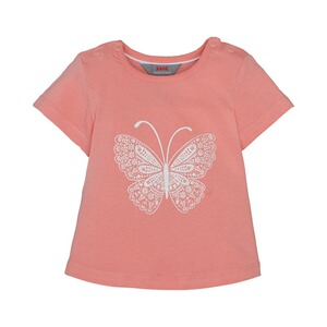 KANZ  T-Shirt Schmetterling