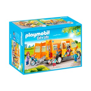 PLAYMOBIL® CITY LIFE 9419 Schulbus