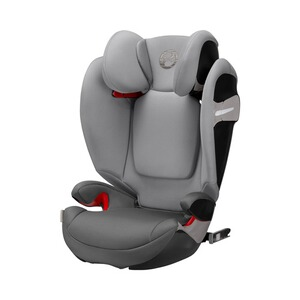 CYBEX GOLD Solution S-Fix Kindersitz  Manhattan Grey
