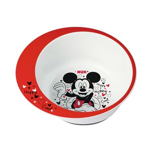 NUK DISNEY MICKEY MOUSE & FRIENDS Esslernschale Disney Mickey