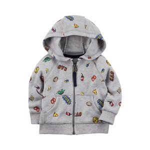 CARTER´S  Sweatjacke Cool Mixprint