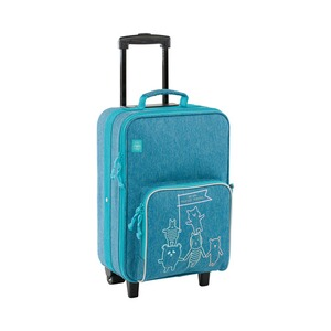 LÄSSIG  Kindertrolley About Friends  mélange blue