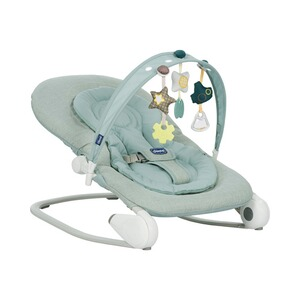 CHICCO  Babywippe Hoopla  Dusty Green
