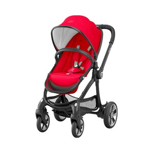 kiddy  Evostar 1  Kinderwagen  Chili Red