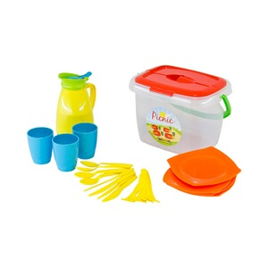 WADER QUALITY TOYS  Picknick-Set