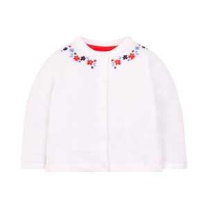 MOTHERCARE  Strickjacke Blumen