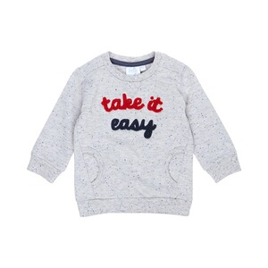FEETJE  Sweatshirt Take it easy