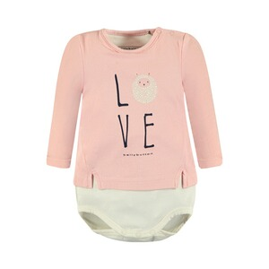 BELLYBUTTON  Shirt-Body langarm Love