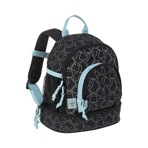 LÄSSIG  Kinderrucksack Mini backpack Spooky  black