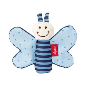 Sigikid  Greifling Schmetterling Red Stars Collection  blau
